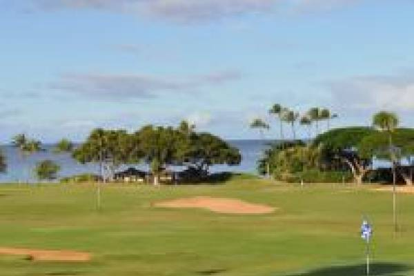 Stay on Royal Kaanapali Golf Course