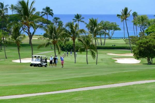On Golf Course Maui Eldorado Kaanapali Condos