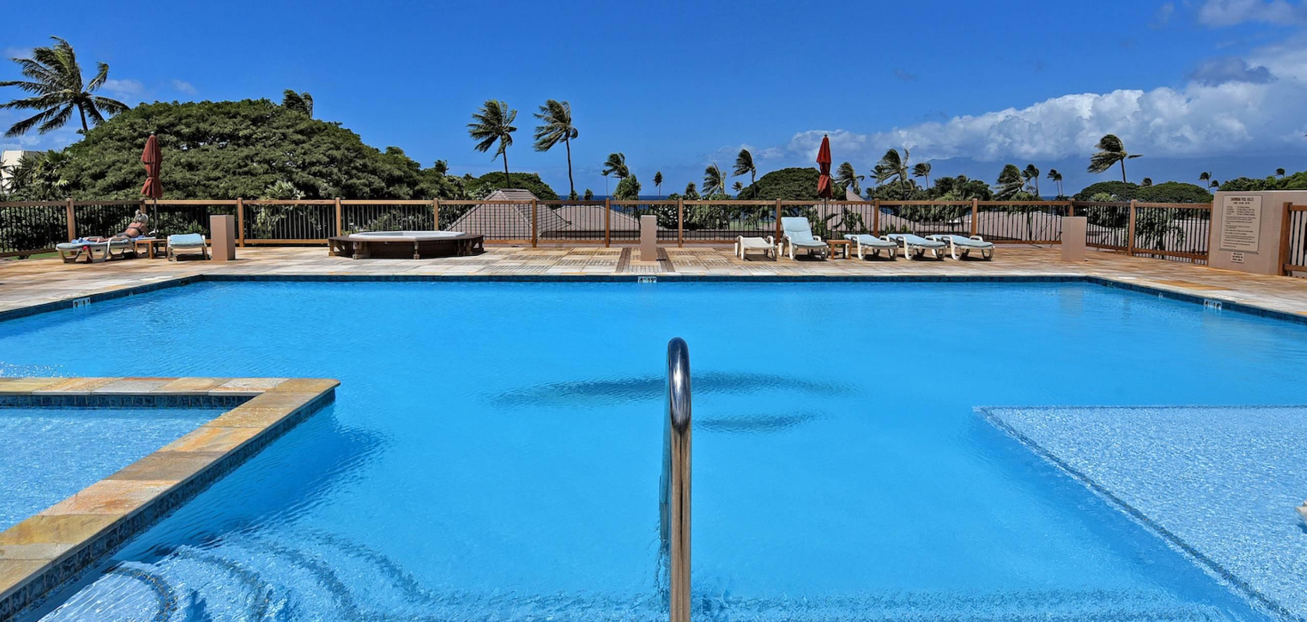 Maui Kaanapali Pool