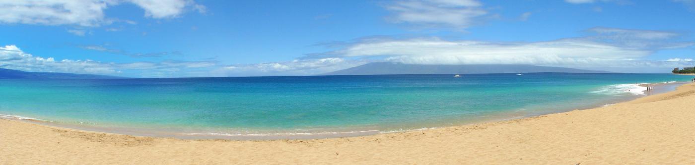 Maui Kaanapali Beach